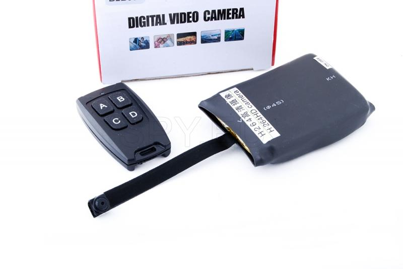 HD camera with long recording time