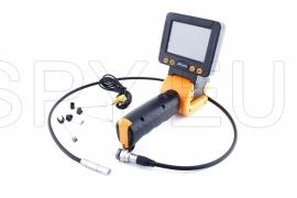 Manual endoscope with 3.5 inch monitor