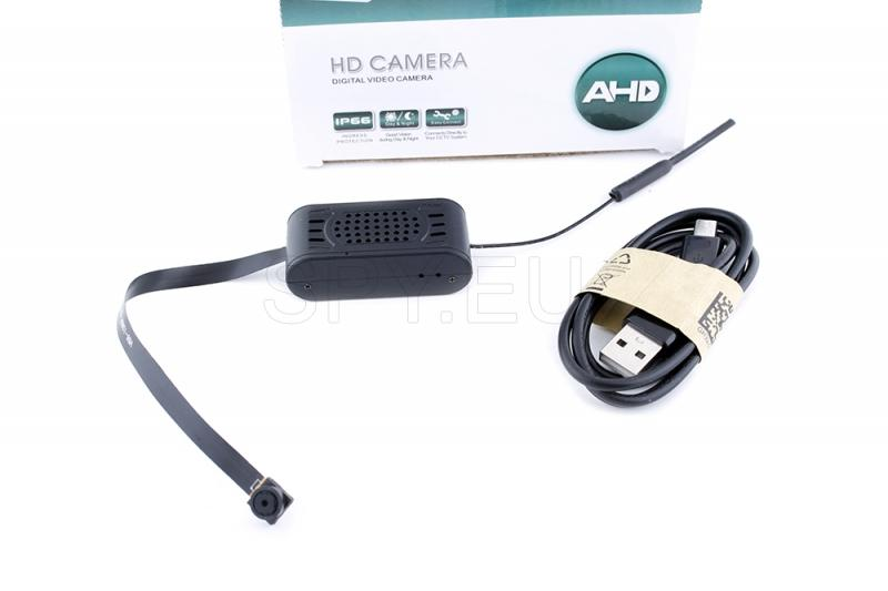 HD IP Built-in Camera