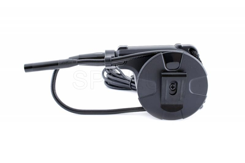 Endoscope with reel