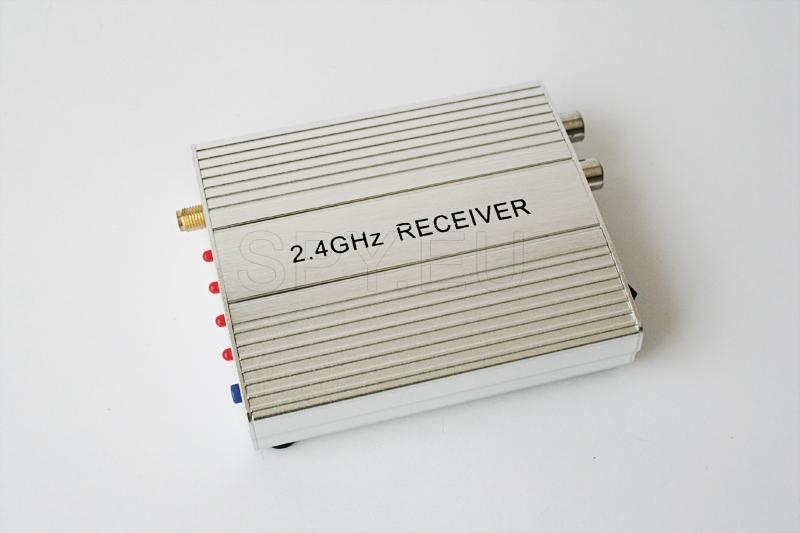 Receiver for wireless devices