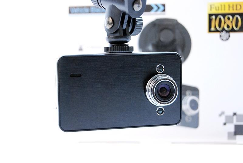 Videoregistrador con pantalla de 2.7 pulgadas