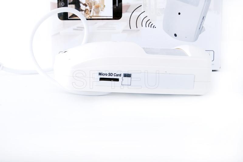 IP Camera in PIR sensor with microSD card