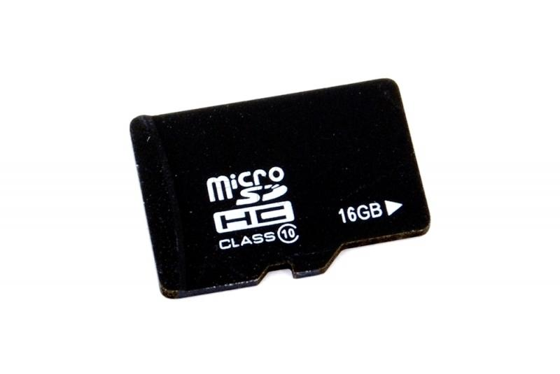 MicroSD-Karte 16 GB