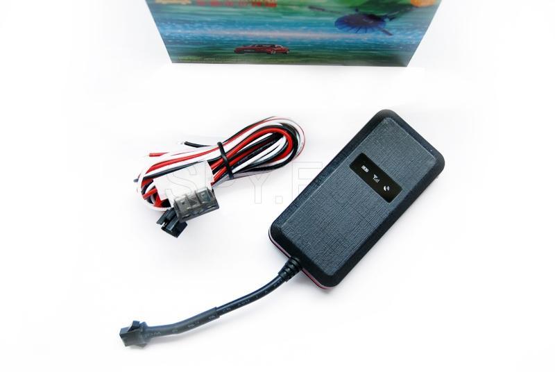 Rastreador GPS sin batería