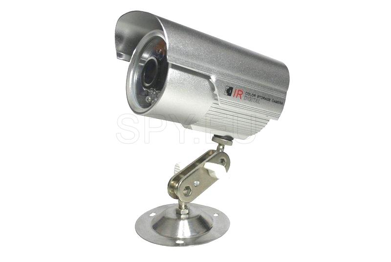 Camera for outdoor installation