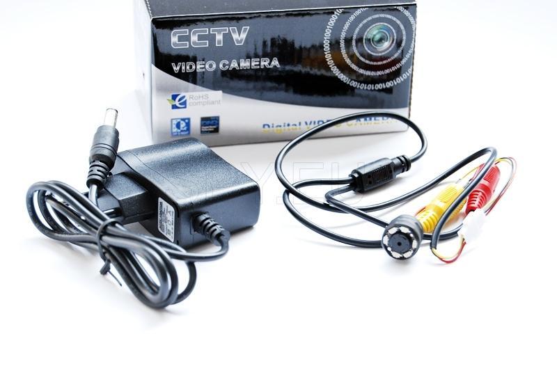 Caméra de vidéosurveillance sans le son - MCV6-IR85