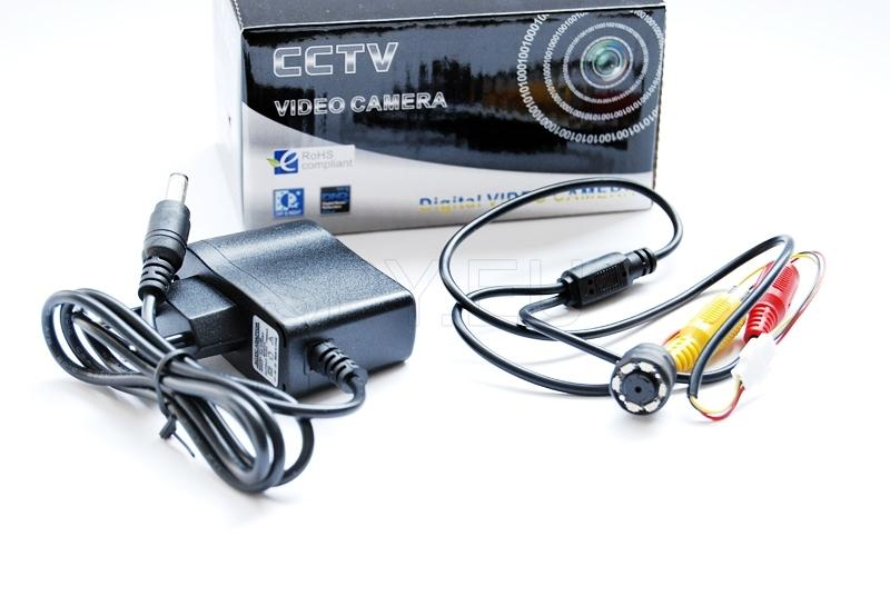 CCTV camera without sound - MCV6-IR850