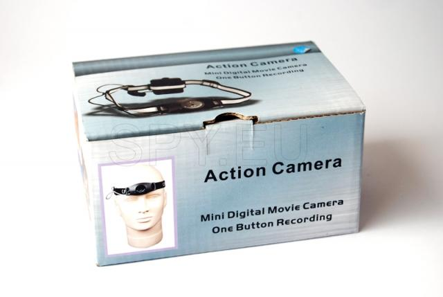 Extreme action camera