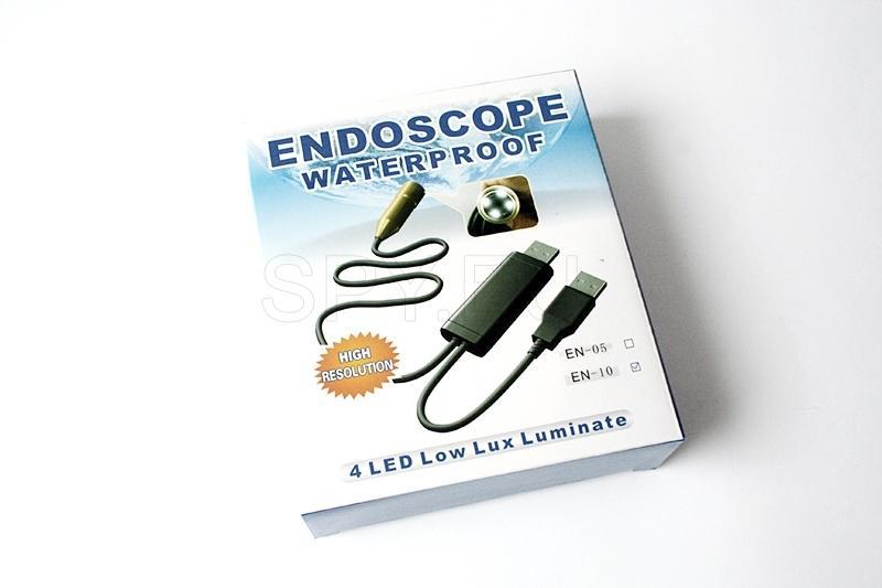 Endoscope étanche - 10 m