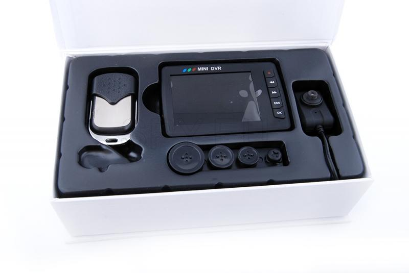DVR01 - Motion Activation,Remote Control Mini DVR